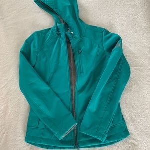 Teal Jacket size Small